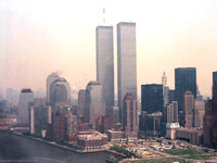 Twin Towers, New York